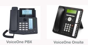 Hosted PBX VoiceOne